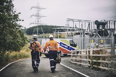 Capula selected as a strategic supplier in National Grid's LCT Framework Agreement