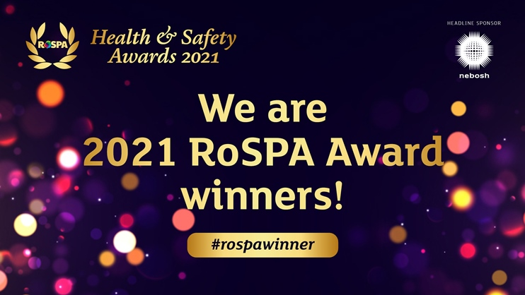 Imtech receive RoSPA Awards for health and safety achievements